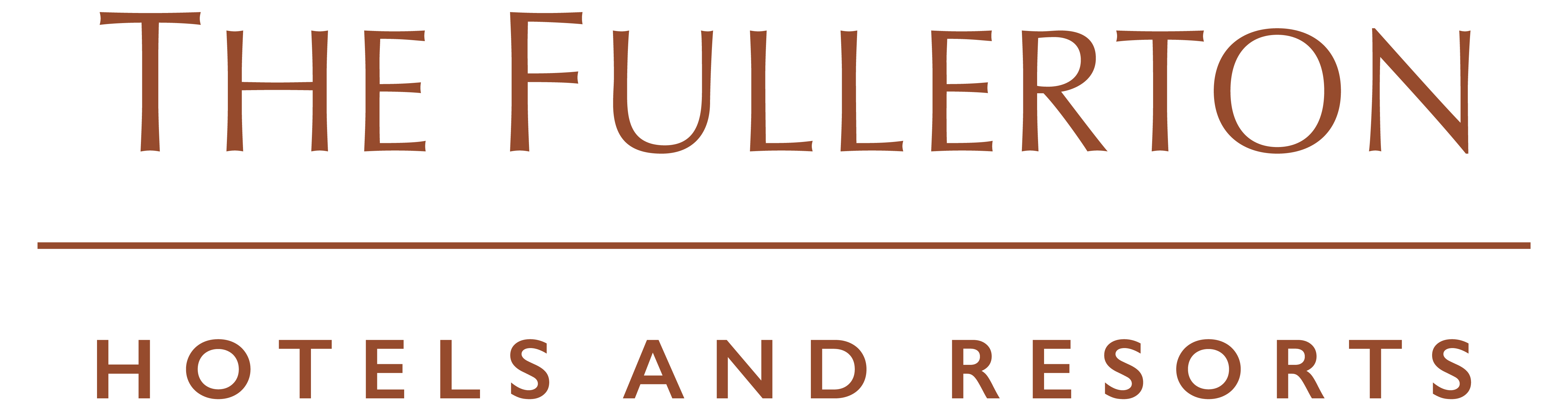 The Fullerton Hotels and Resorts