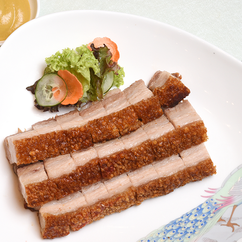 Roasted Five-Spice Pork Belly