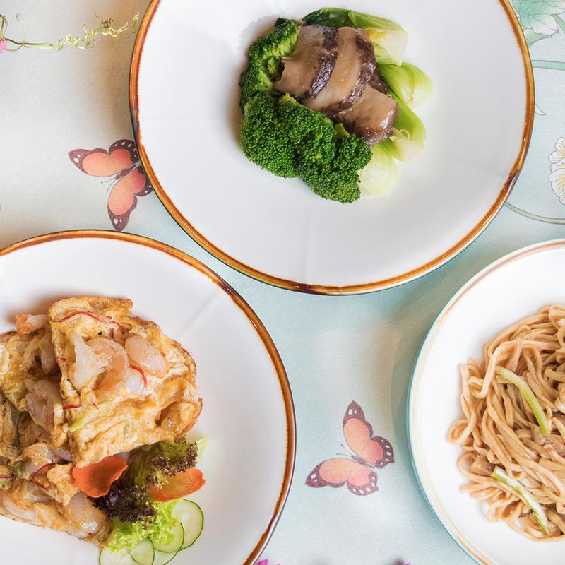 Simmered Ee-Fu Noodles