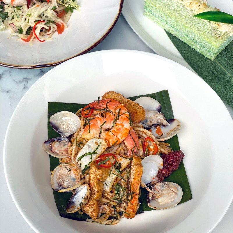 Asian Lunch 3-Course Set Menu