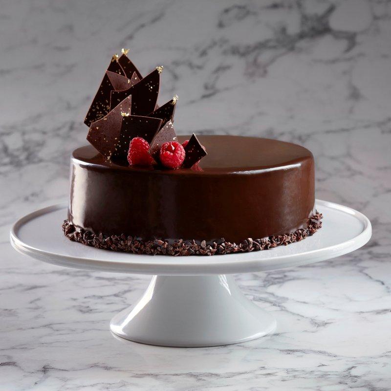 Fullerton Heritage Chocolate Cake