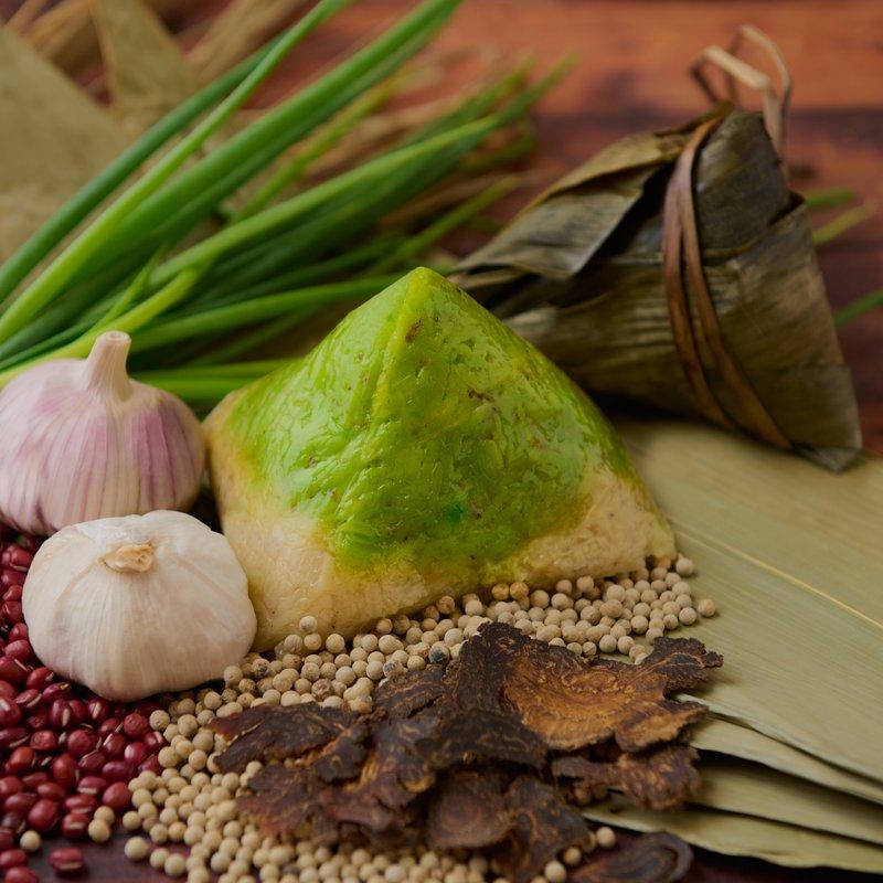 Bak Kut Teh Flavour Pork Glutinous Rice Dumpling