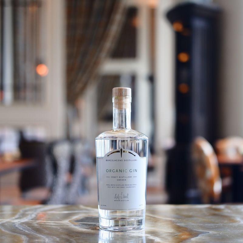 Gin Bergslagen Organic