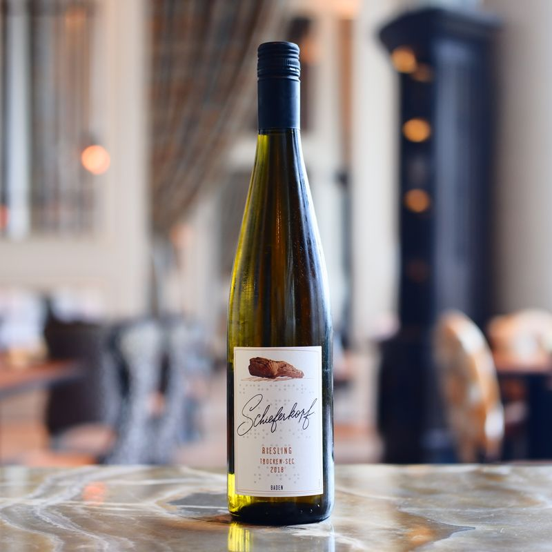 M. Chapoutier Schieferkopf Riesling Alsace France 2018