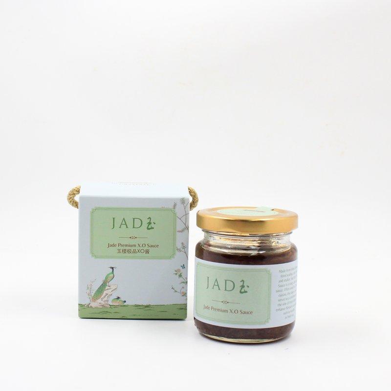 Jade's Premium X.O. Chilli Sauce