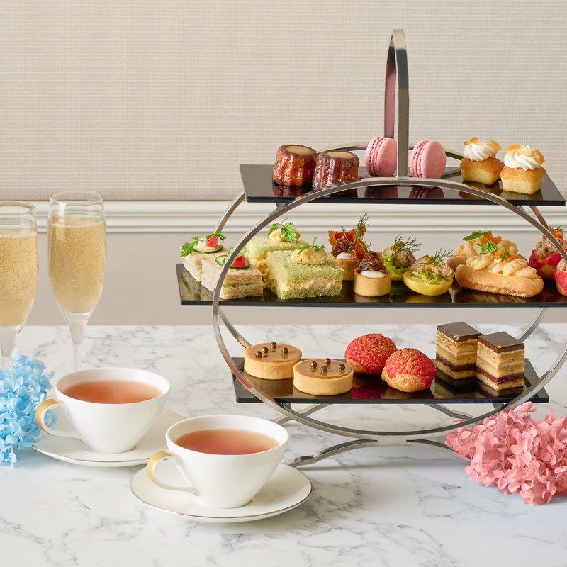 Teatime in Paris Afternoon Tea Set