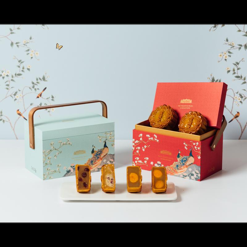 The Fullerton Baked Classics in Premium Box 富丽敦经典月饼