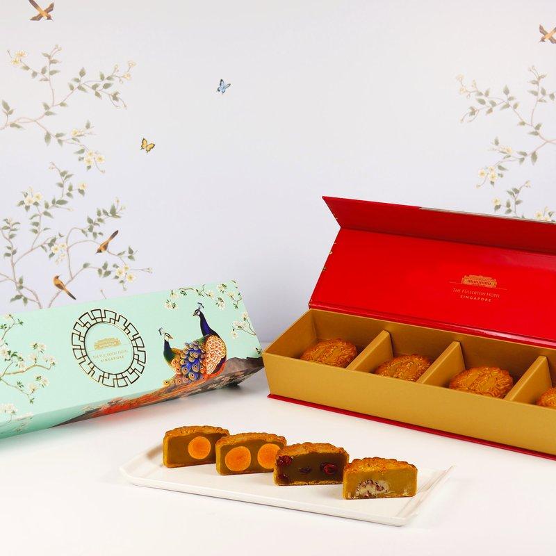 The Fullerton Baked Classics in Classic Box 富丽敦经典月饼