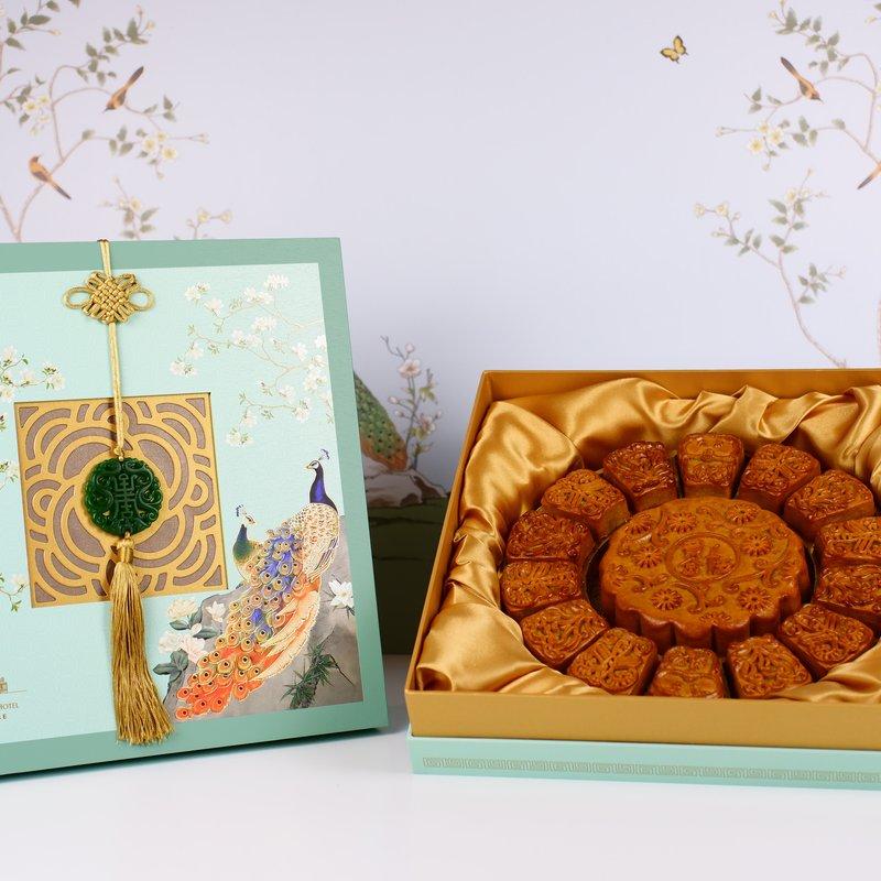 The Fullerton 15 Treasures Premium Gift Set 富丽敦黄金十五月