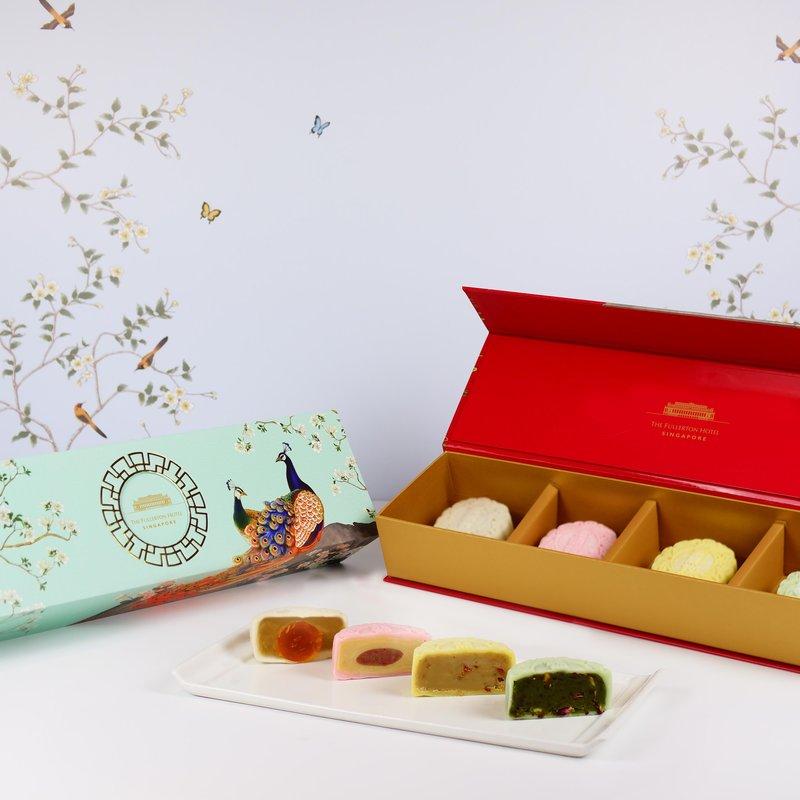 The Fullerton Snow Skin Treasures in Classic Box 富丽敦冰皮月饼精选