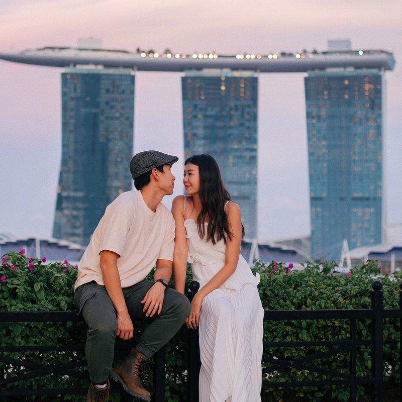 Romantic Escapade at The Fullerton Hotel Singapore