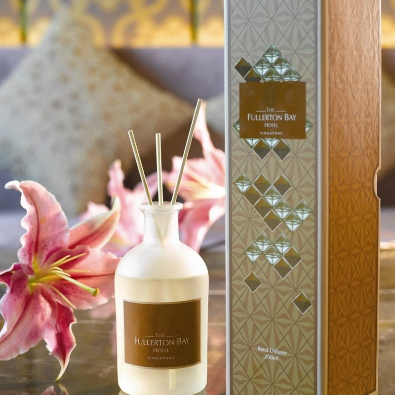 The Fullerton Bay Hotel Scent Reed Diffuser