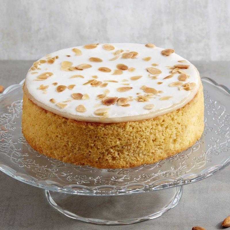 Almond Sugee Cake