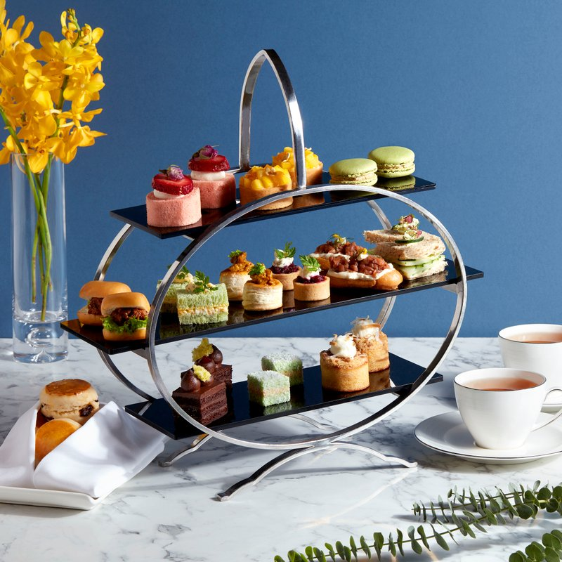 Best of Both Worlds Afternoon Tea