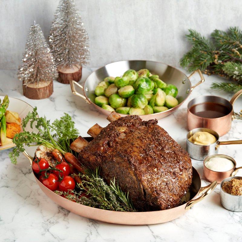 Herb-Roasted Australian Beef Prime Ribs